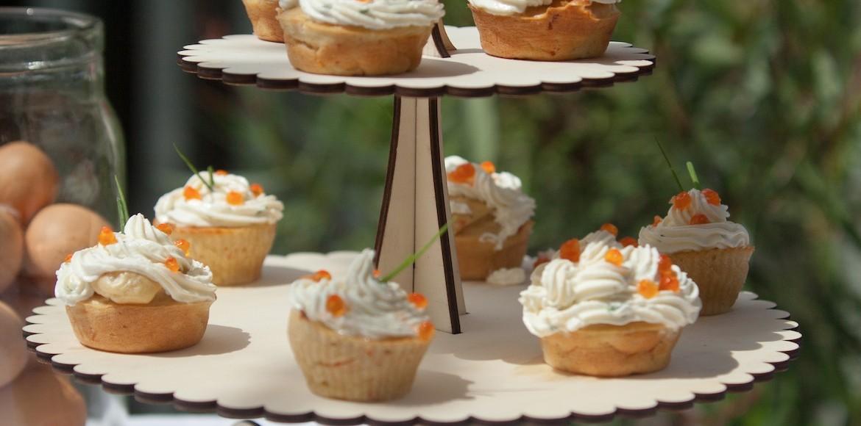 Cupcake au surimi