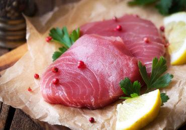 Pavé de thon frais